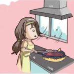 Cách khử mùi nhà bếp