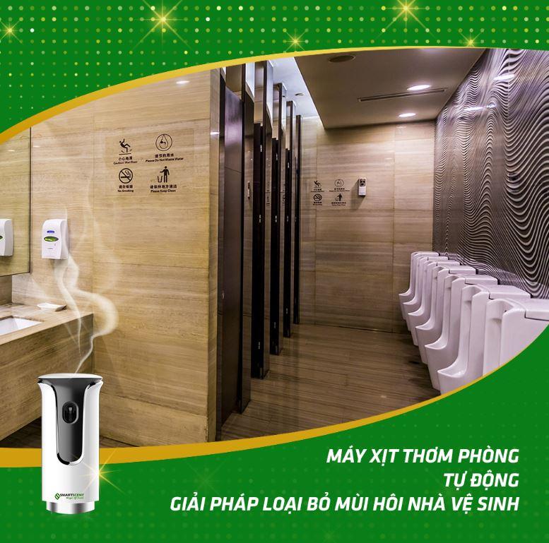 máy xịt phòng tự động SSTL3380 SmartScent