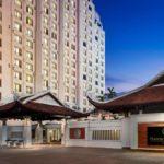 Giải pháp khử mùi thuốc lá dành cho hành lang khách sạn Sheraton