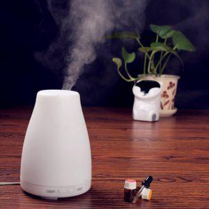 Cách khử mùi dầu hỏa trong phòng