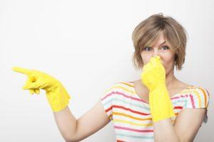 Cách khử mùi hôi trong nhà bếp - mùi khó chịu trong nhà bếp