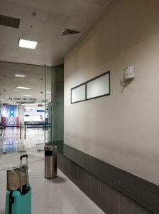 Mật bí phương pháp khử mùi thuốc lá ở sân bay Nội Bài