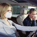 Đánh bay mùi khó chịu trên xe nhờ máy khử mùi ô tô