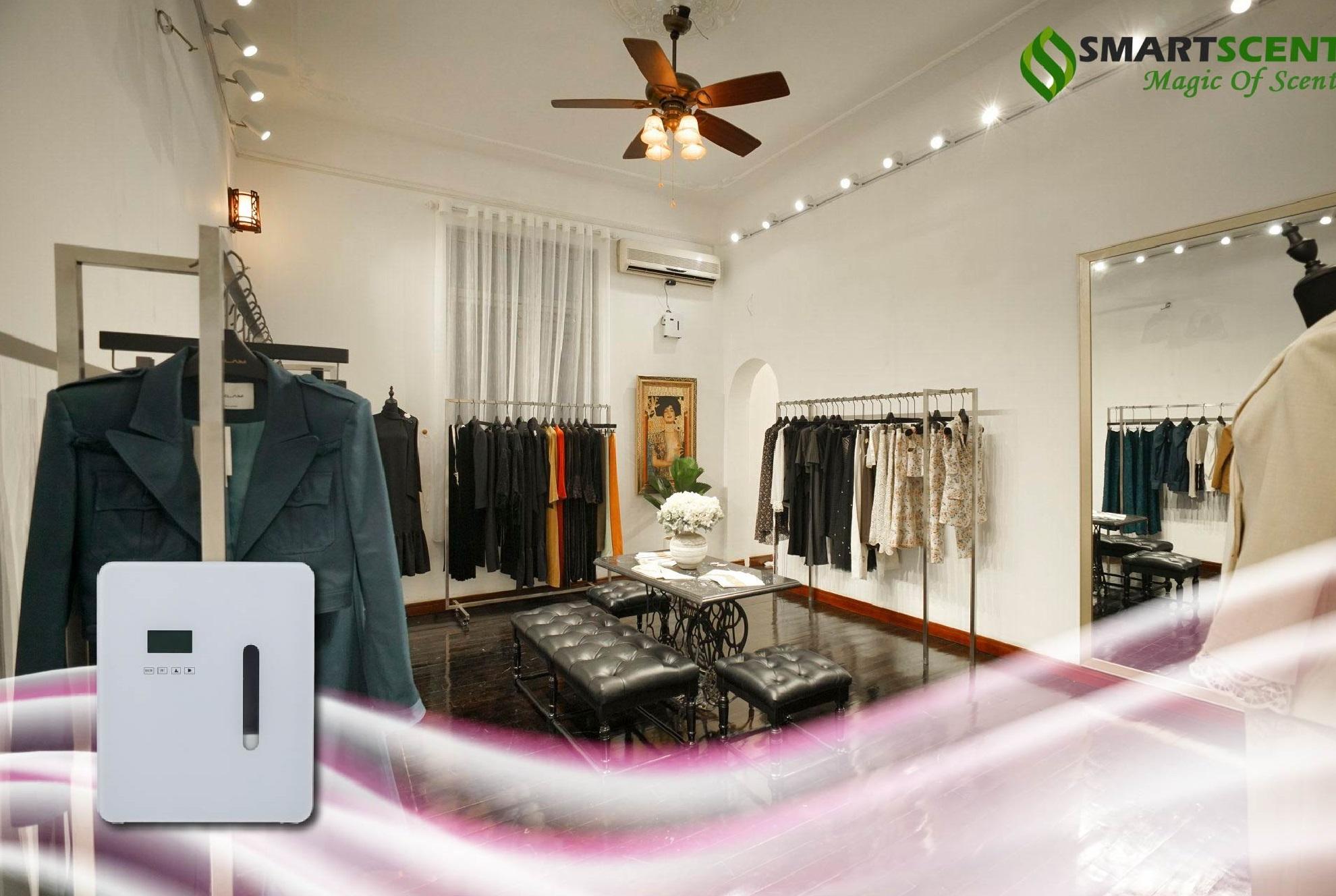 SmartScent SS-100 là sự lựa chọn hoàn hảo cho gia đình, cửa hàng,...