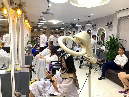 salon tóc Thịnh Maliver