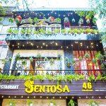 Dự án khử mùi & tạo mùi cho chuỗi nhà hàng Sentosa