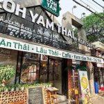 Dự án tạo mùi & khử mùi nhà hàng THAI KOH YAM