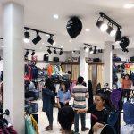 Dự án tạo mùi Shop thời trang TOTO Shop tại thành phố Hồ Chí Minh