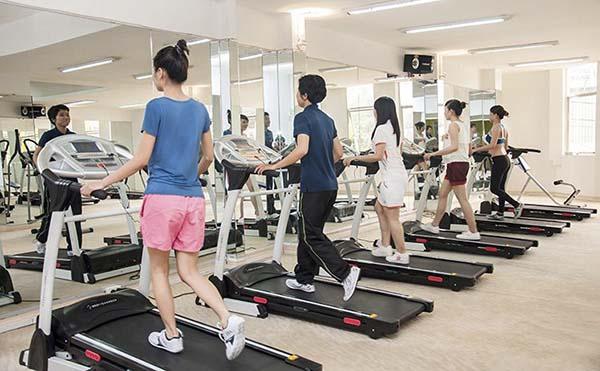 Scent Marketing tại Việt Nam được ưa chuộng sử dụng cho những Câu Lạc Bộ thể hình, thể thao