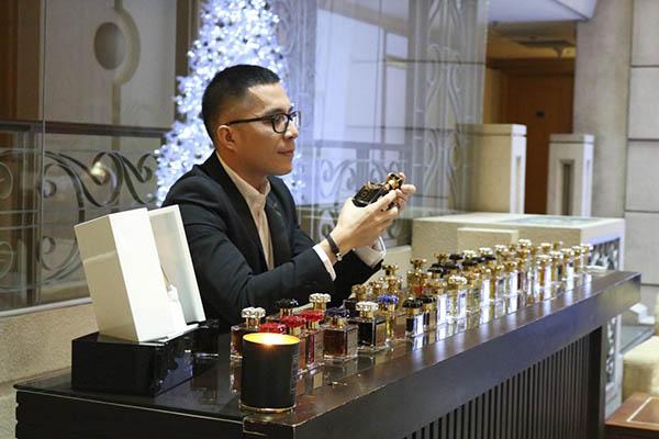 marketing mùi hương là kỹ thuật tiếp thị mùi hương tân tiến và hiện đại