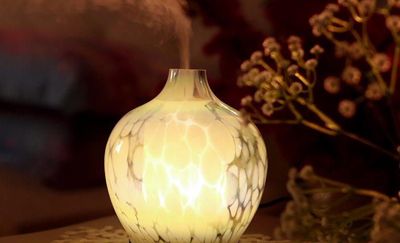 máy khuếch tán hương thơm Sasana OS1211 với thiết kế tinh tế và đẹp mắt