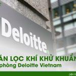 Dự án lọc khí khử khuẩn nhà ăn cho tập đoàn tài chính hàng đầu Việt Nam