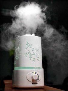 máy khuếch tán tinh dầu, làm ẩm không khí