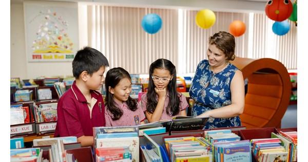 hương thơm cho trường quốc tế