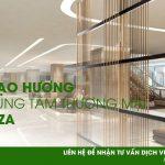 Dự án tạo hương Tòa nhà Sun Plaza – Giải pháp tạo hương thơm cho sảnh trung tâm thương mại đẳng cấp 5 sao