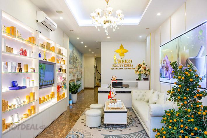 LBeko spa là địa chỉ tin cậy cho việc làm đẹp và chăm sóc sức khỏe