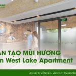 Thuê máy tỏa hương cho khách sạn Moon West Lake – giải pháp tiết kiệm chi phí tạo mùi hương cho khách sạn