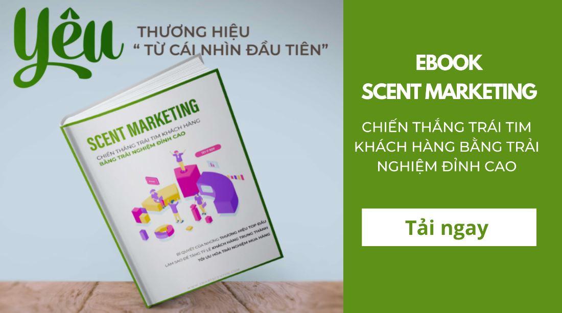 ebook scent marketing cho cửa hàng thời trang