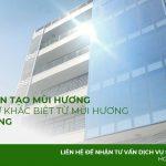 Tạo mùi hương cho các tòa văn phòng – Dự án tạo mùi hương tòa nhà PTY