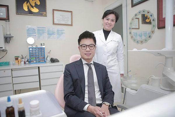 Dự án tạo mùi hương cho phòng khám nha khoa
