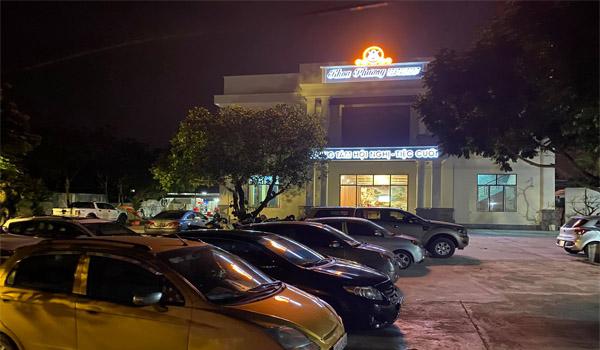 Nhà hàng Khoa Phương Ninh Bình