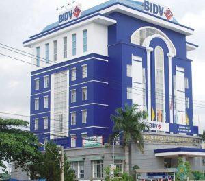 Ngân hàng BIDV chi nhánh Hoàn Kiếm