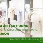 Tạo thơm cho cửa hàng thời trang K&K Fashion – Dự án tạo hương Scent Marketing
