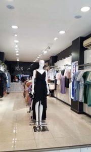tạo thơm cho shop thời trang k&k fashion