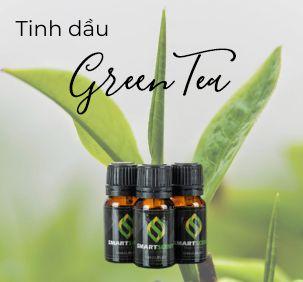 tinh dầu Green Tea