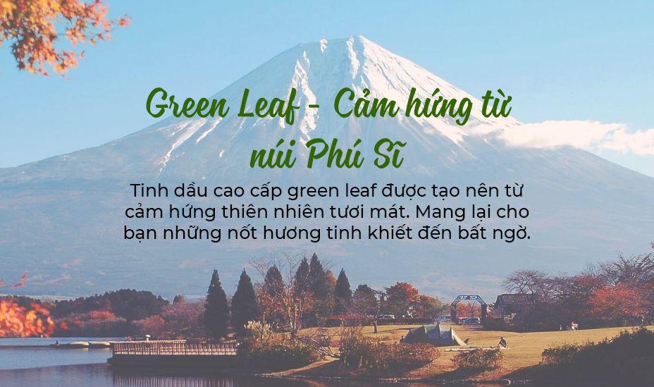 Tinh dầu Green Leaf