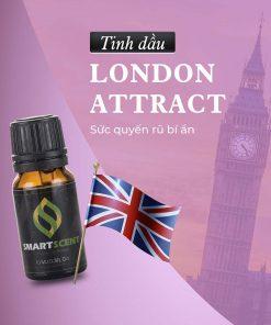 Tinh dầu London Attract