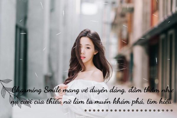 tinh dầu Charming Smile
