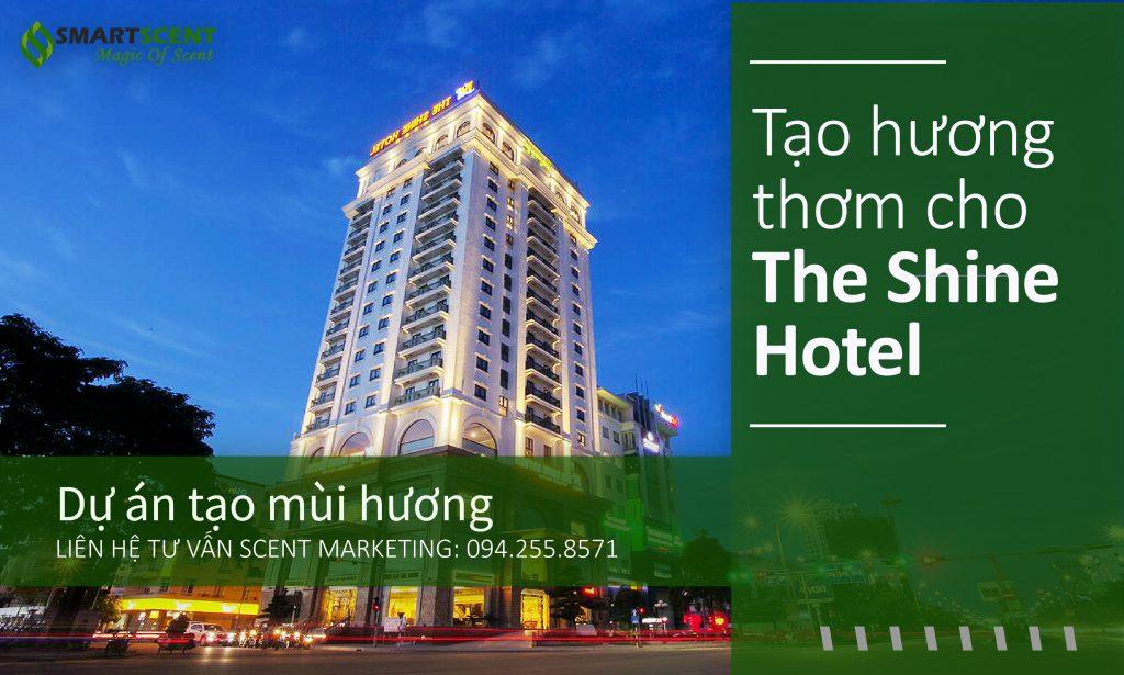 Cách tạo thơm cho khách sạn