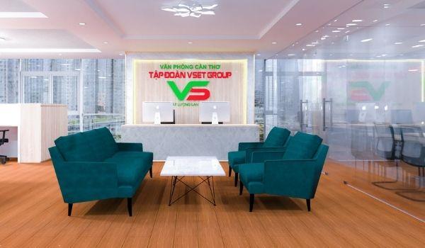 Tạo thơm tòa nhà văn phòng tập đoàn VSETGROUP