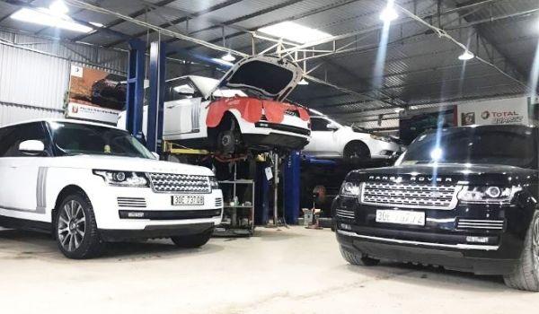 Showroom ô tô Golf & Car Auto Group