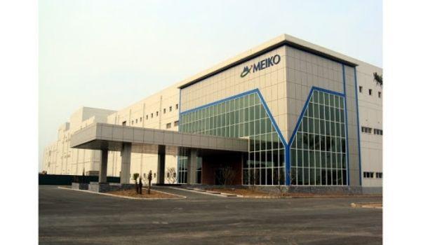 Nhà máy Điện Tử Meiko Thăng Long