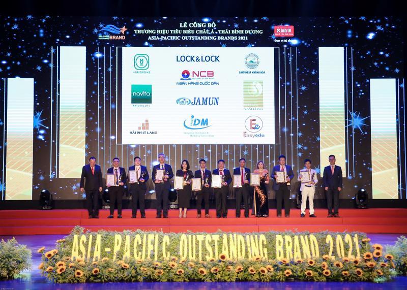 Vinh danh SmartScent thuộc top 50 thương hiệu tiêu biểu Châu Á - Thái Bình Dương